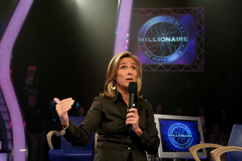 Who Wants to Be a Millionaire? Bad Question