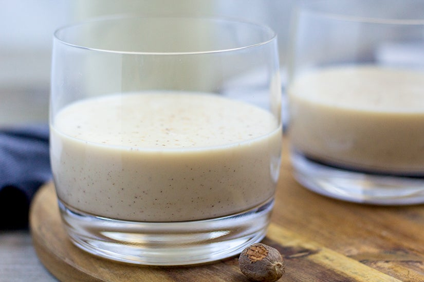 Eggnog—Perfectly Pasteurized
