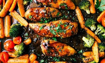 The 20 easiest sheet-pan dinners on the internet
