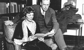 5 ways that Amelia Earhart's marriage was way ahead of its time