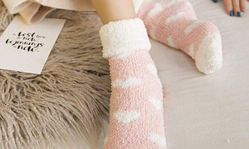 These Are the Coziest Socks for Women