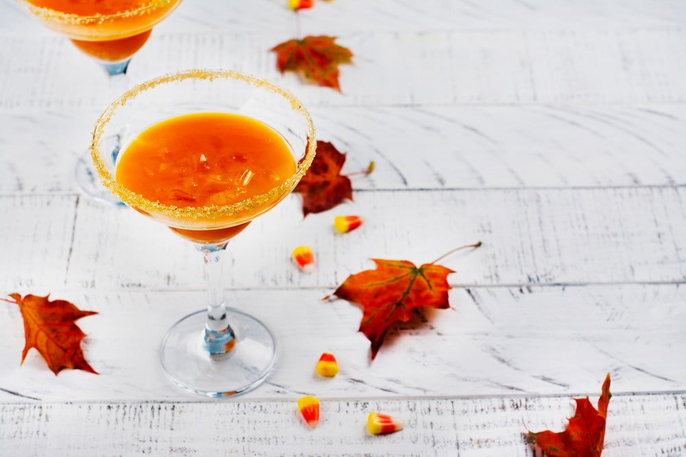 You finally have the excuse to enjoy this sweet Martini.