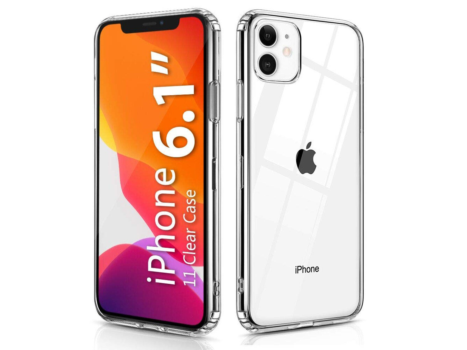 OULUOQI Compatible with iPhone 11 Case 2019