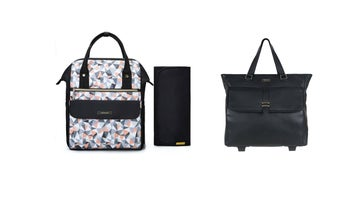3 Functional Fashion Travel Totes for Women