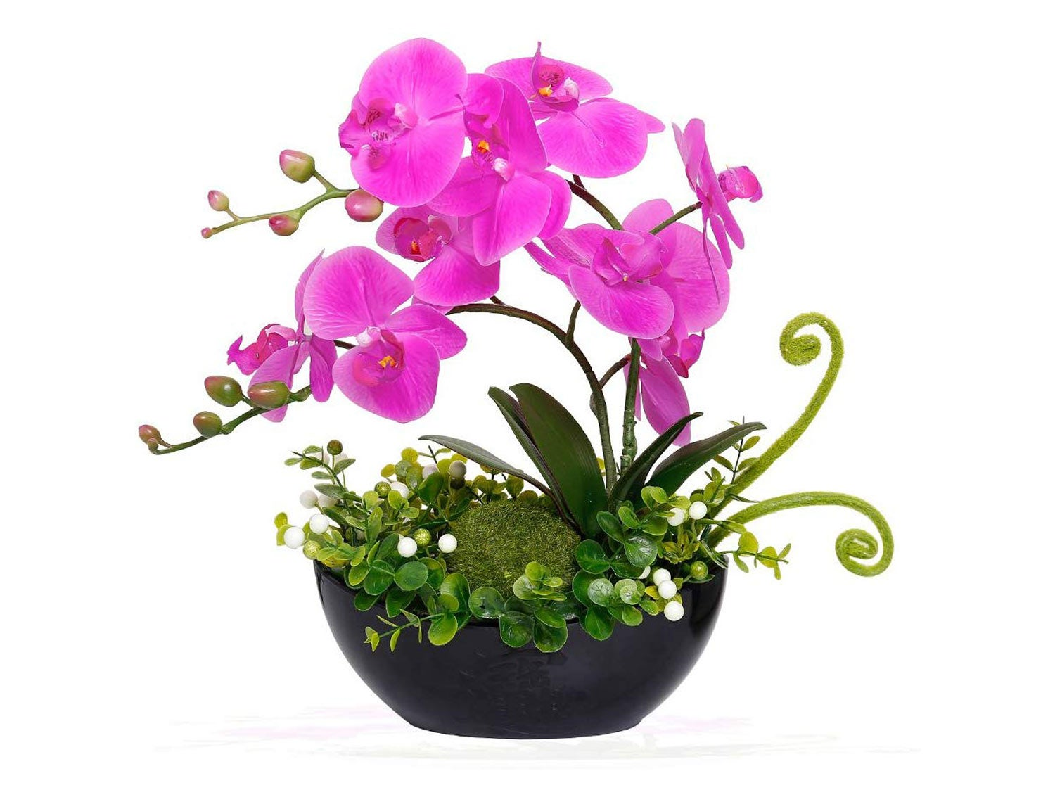 Yiliyajia Artificial Orchid Bonsai