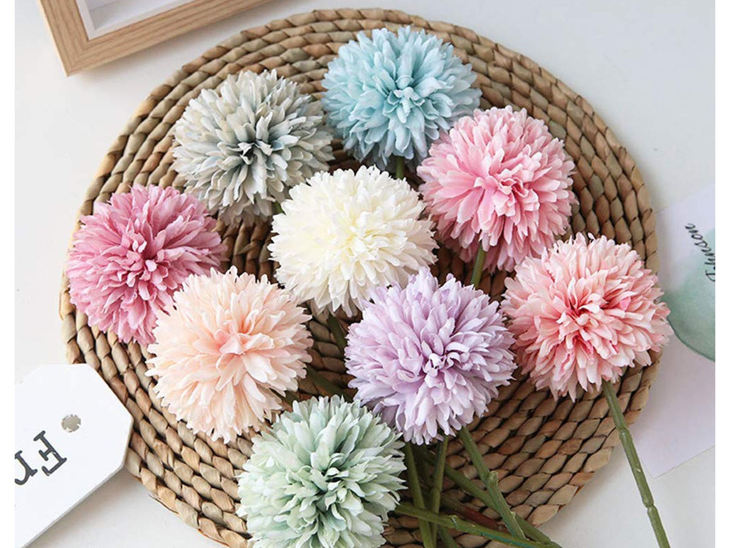 Artificial Chrysanthemum Balls