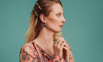 The Best Fashion Hair Pins to Make a Statement