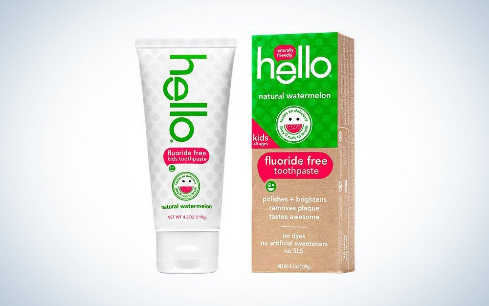 Hello Oral Care Kids Toothpaste