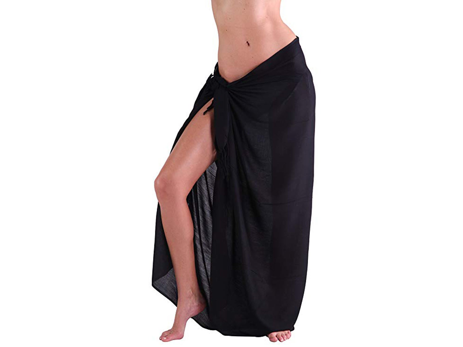 INGEAR Sarong Wraps for Women Bathing Suit Wrap with Coconut Shell Included Sarongs for The Beach