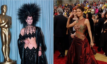How Long It Really Took to Create 15 Iconic Oscars Looks