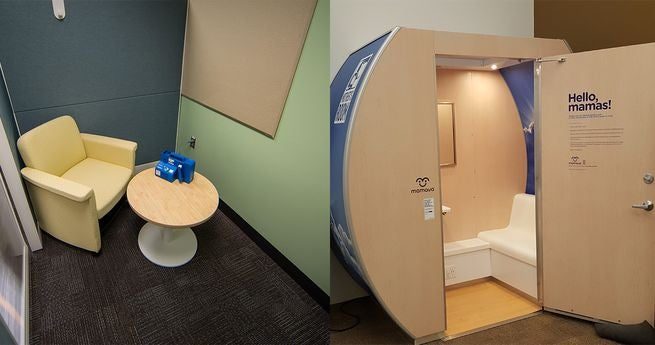 Intel Lactation Rooms