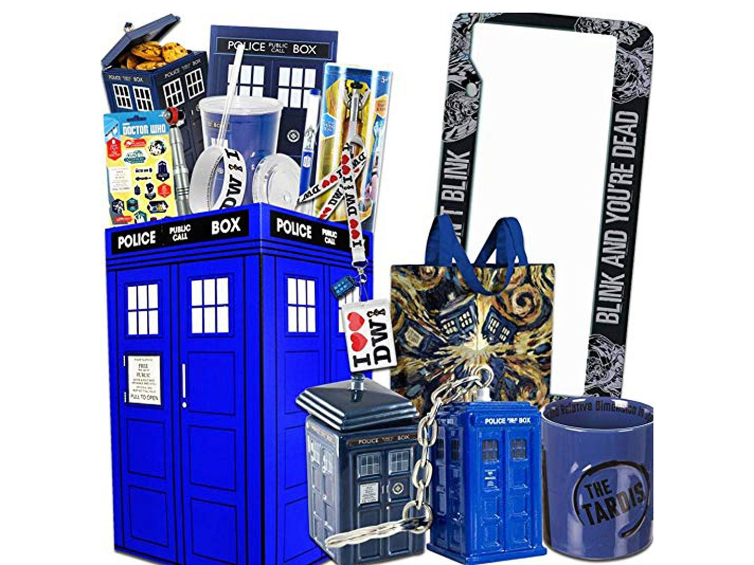Doctor Who LookSee Gift Box