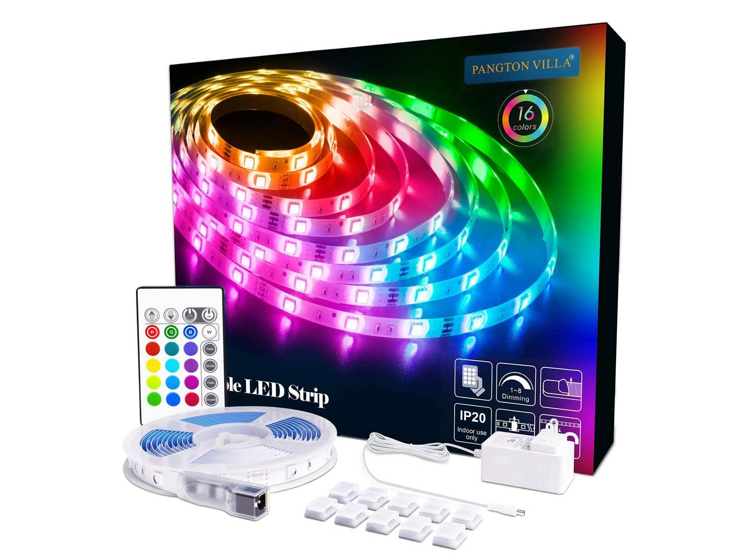 Remote Controlled Color Changing Light Strips