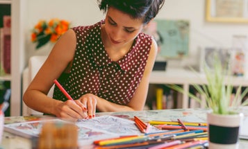 14 Creative Activities to Calm the Mind and Feed Your Inner Artist