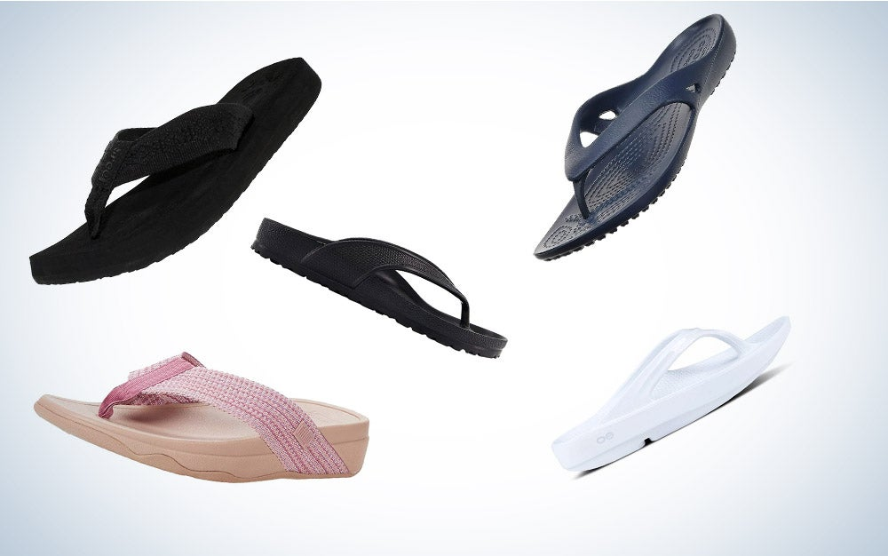 These are our picks for the best flip flops for women on Amazon.