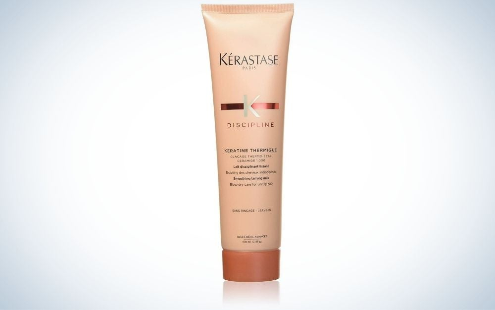 KÉRASTASE Discipline Keratine Thermique is best for humidity and frizz.