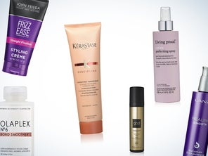 Best Straightening Creams and Hair Primers for a Perfect Blowout