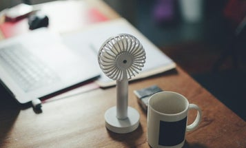 Best Desk Fan: Keep Cool at Work with These Picks