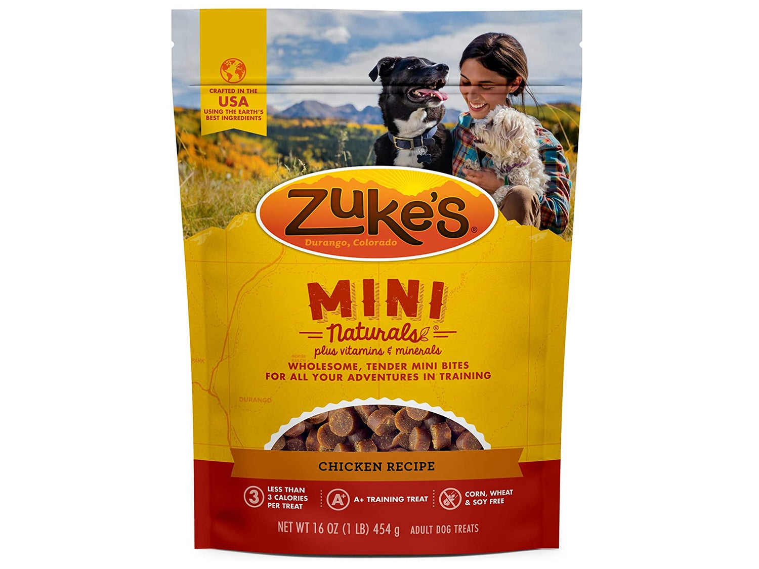 Zuke's Natural Training Dog Treats