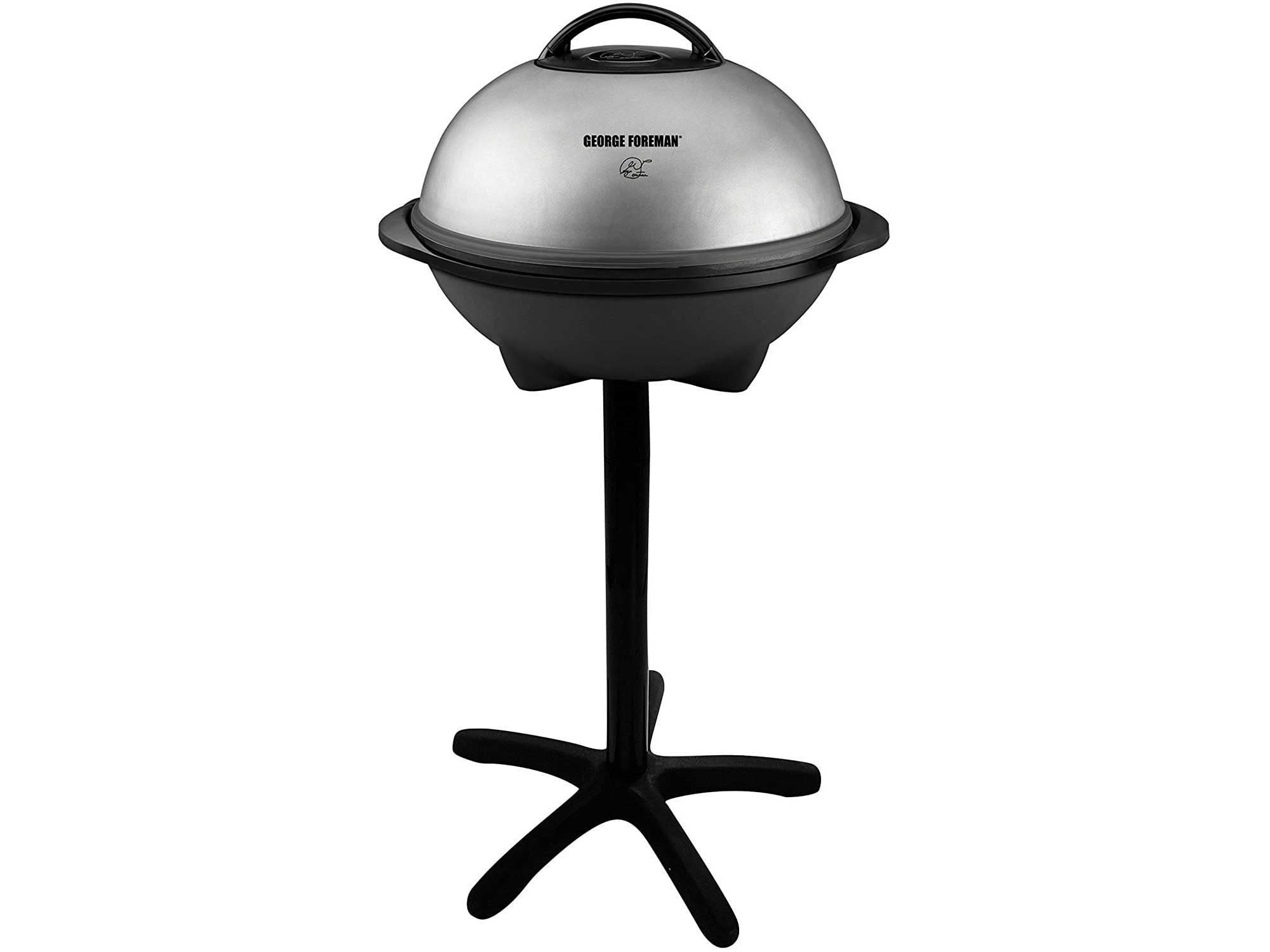 George Foreman 15-Serving Indoor/Outdoor Electric Grill,
