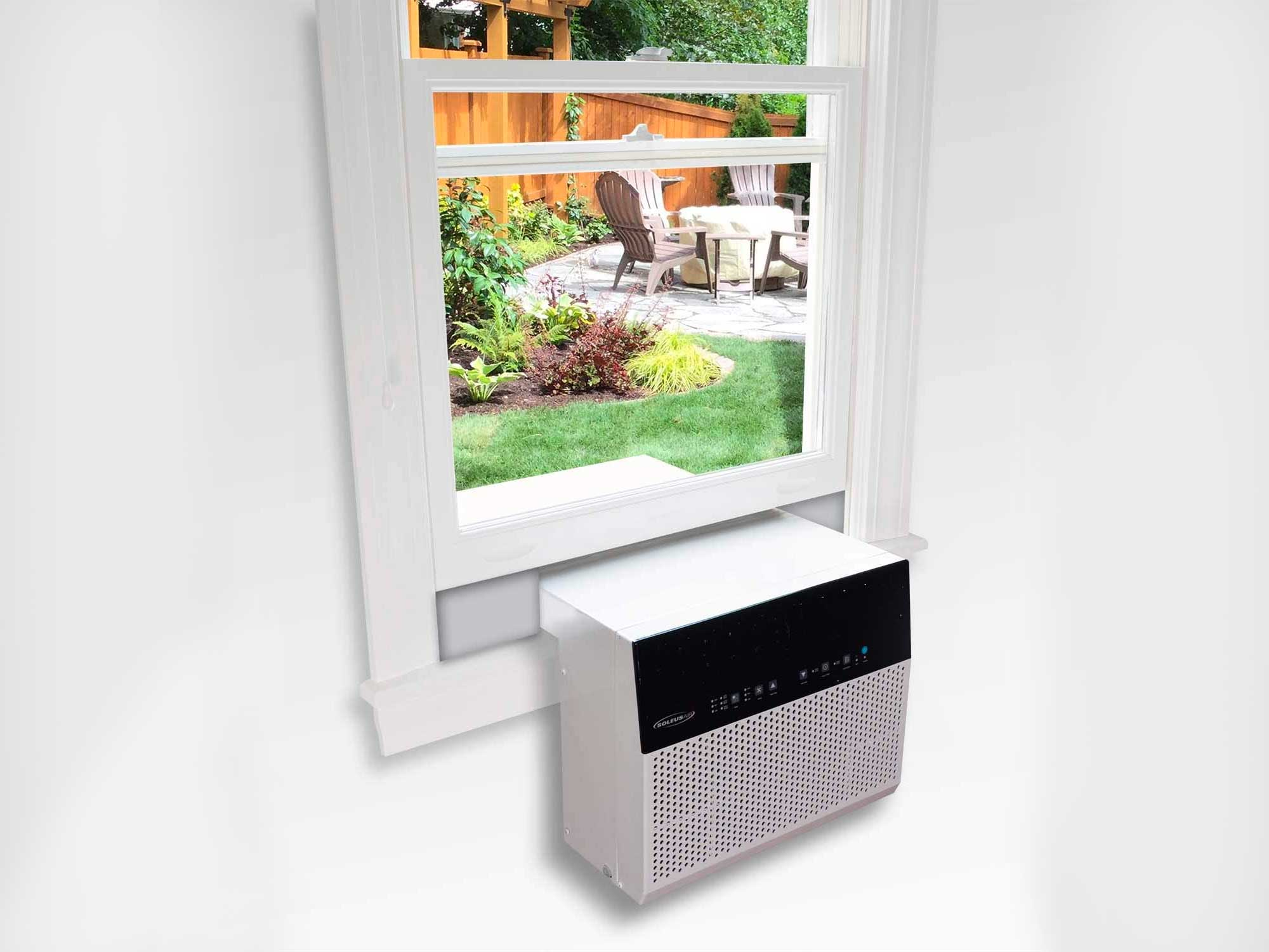 Window A/C unit