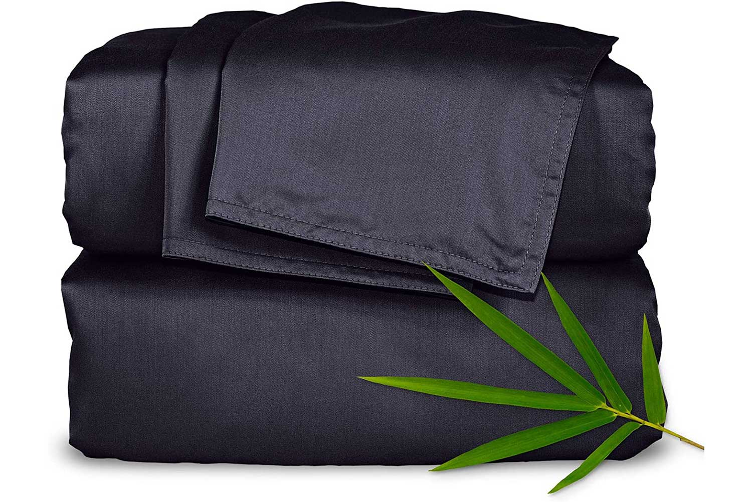 Pure Bamboo Sheets - King Size Bed Sheets 4pc Set - 100% Organic Bamboo - Incredibly Soft - Fits Up to 16