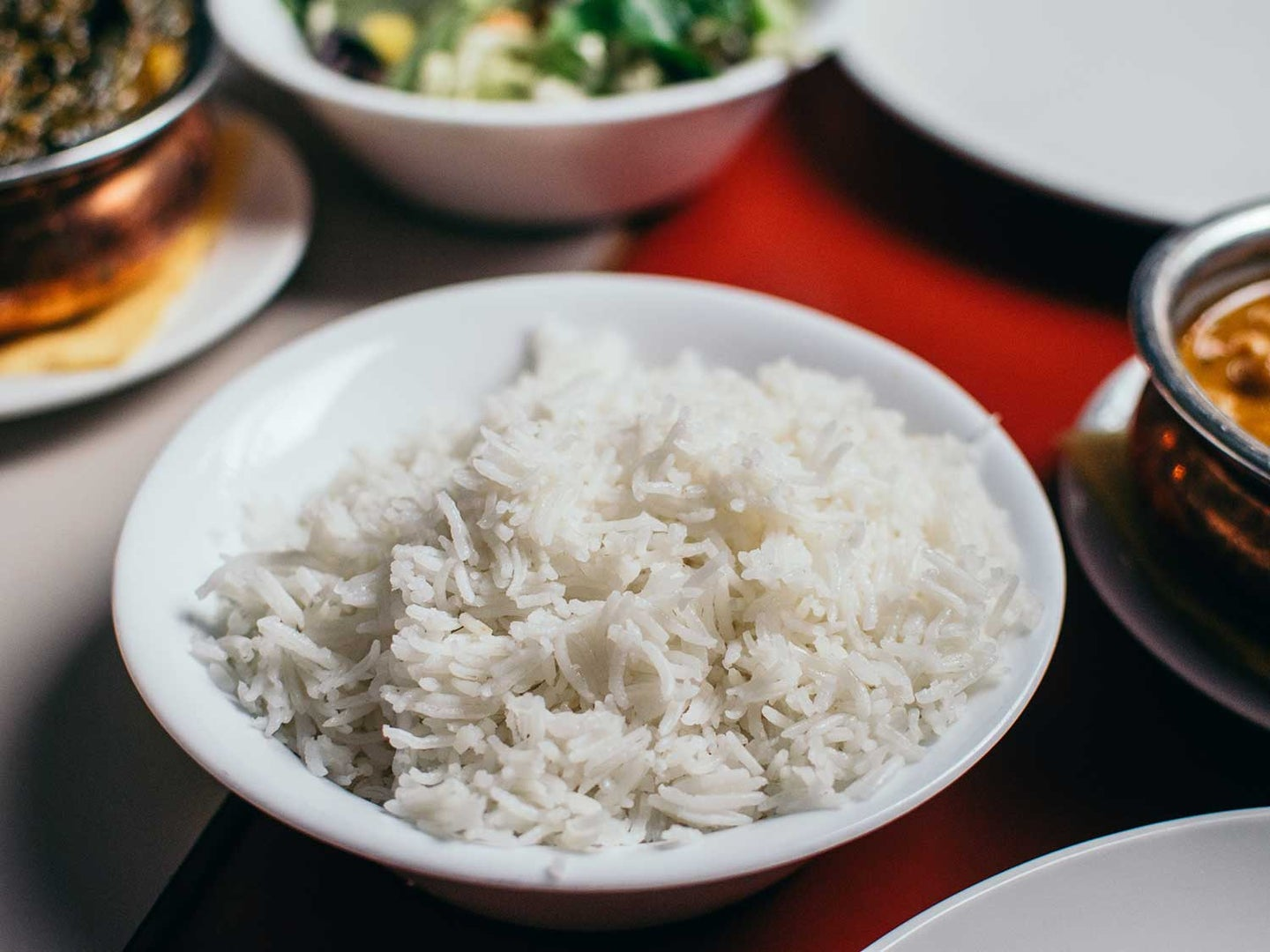 rice made from rice cooker