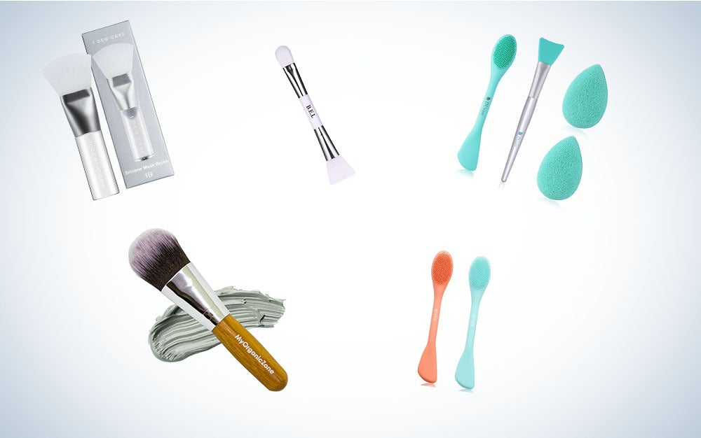 These are our picks for the best face mask brushes on Amazon.