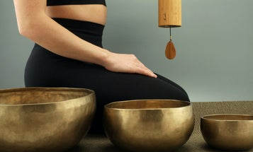Feel Better: Get Mindful with a Tibetan Singing Bowl