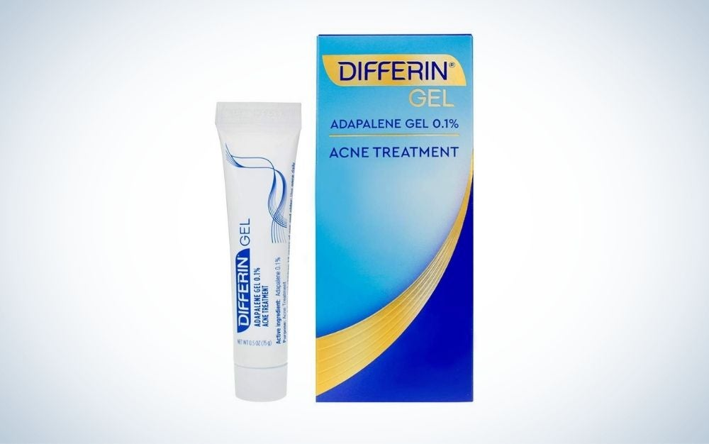 Differin Gel Acne Treatment is one of the best stretch mark treatments and the best budget retinoid for stretch marks.
