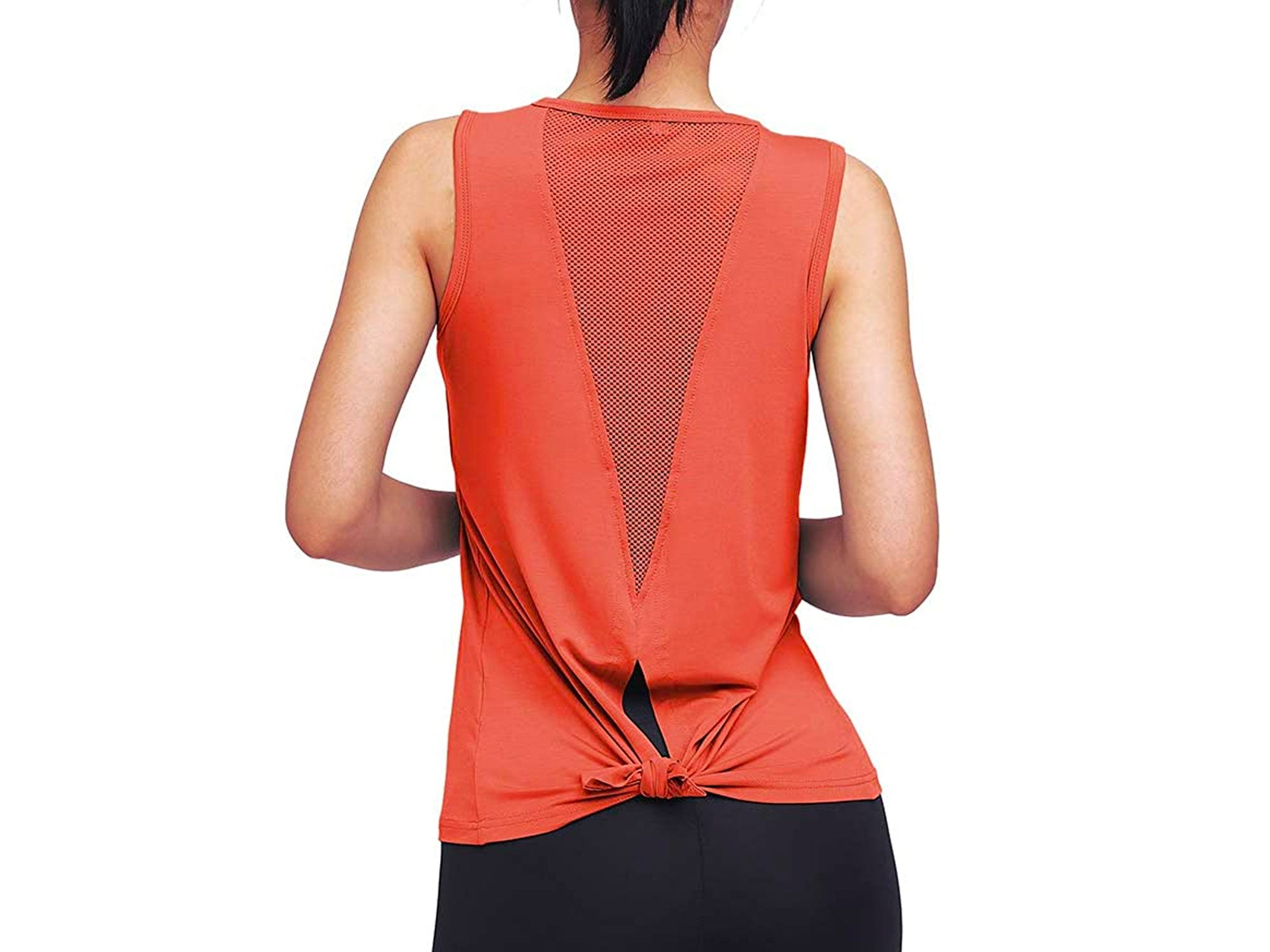 Mippo Workout Tops for Women Workout Yoga Shirts Muscle Tank Athletic Running Tank Tops