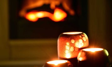 Pumpkin Spice Candles to Cozy Up With