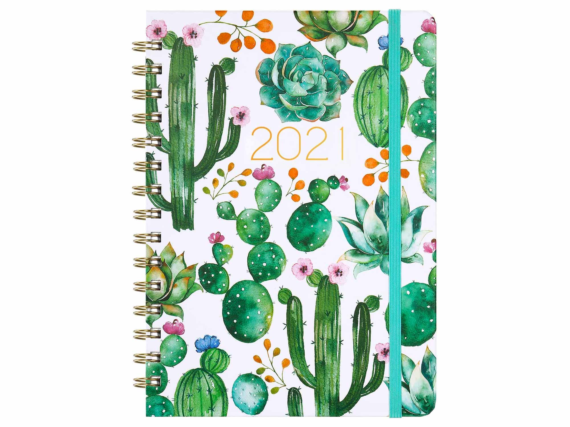 Planner 2021 - Weekly & Monthly Planner 8.5
