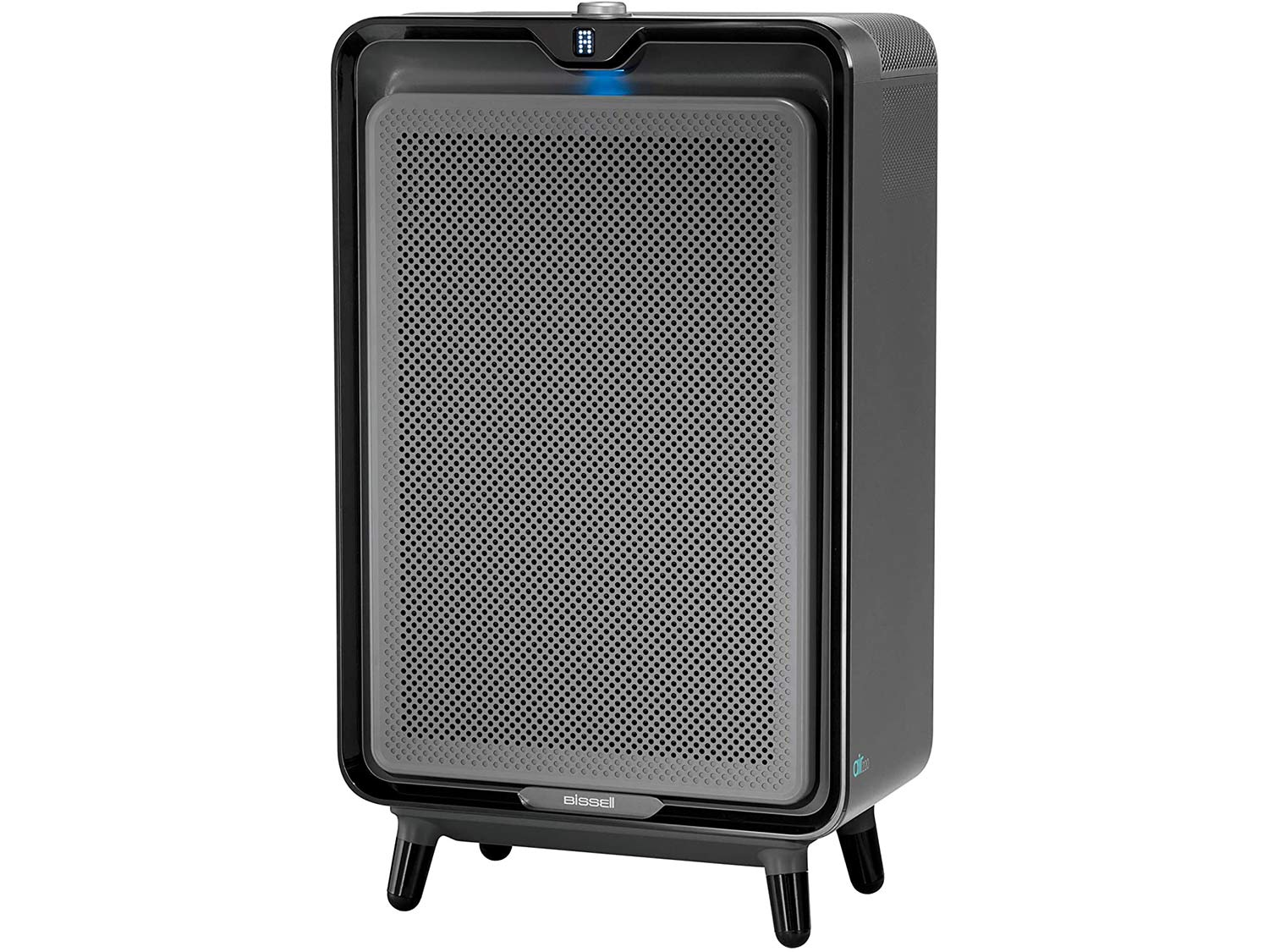 Bissell Smart Purifier with HEPA and Carbon Filters for Large Room and Home, Quiet Bedroom Air Cleaner for Allergies, Pets, Dust, Dander, Pollen, Smoke, Odors, Auto Mode, air220, 2609A