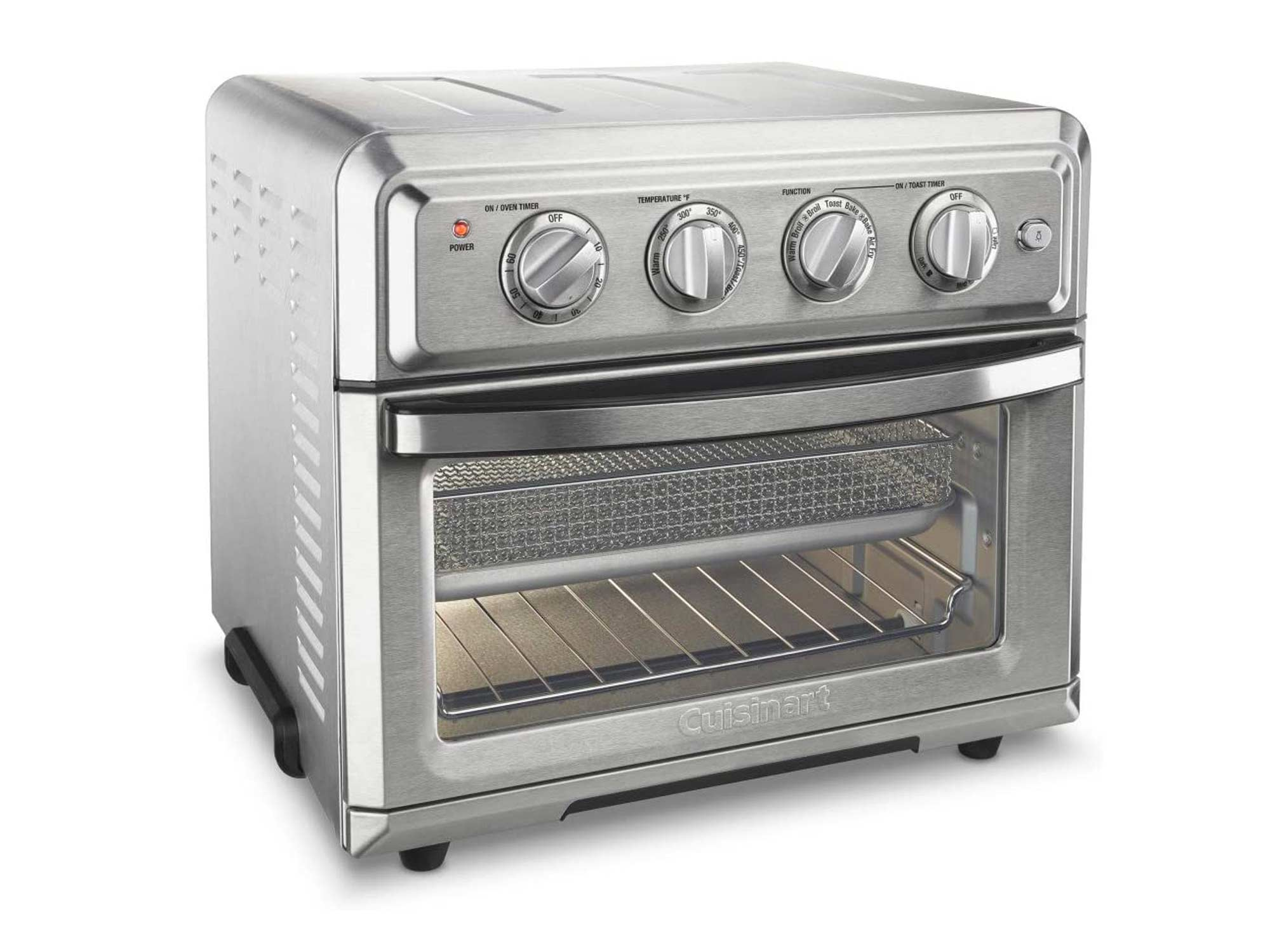 Cuisinart Convection Toaster Oven Airfryer, Silver