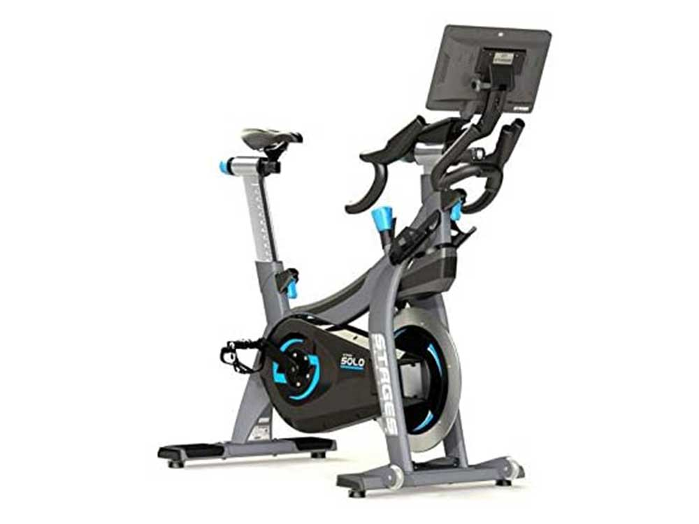 Stages Solo Indoor Cycling Bike Stationary