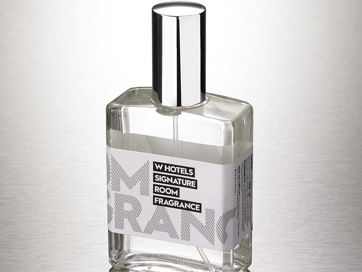 W Hotels Room Spray - Home Fragrance Spray with Signature W Scent - 4 oz.
