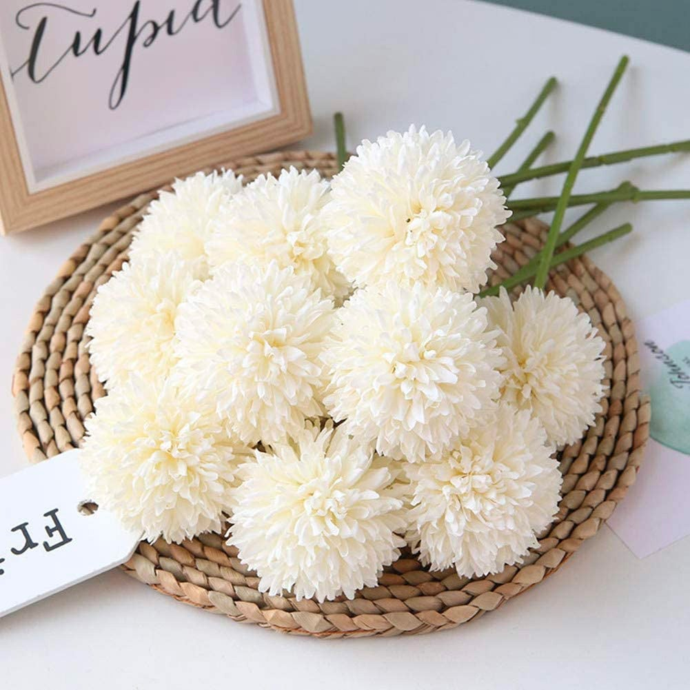 Artificial flowers chrysanthemum ball flowers