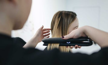 Flat Irons for a Sleek Look