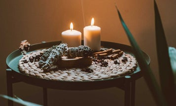 Flameless Tea Lights to Cozy Up Your Space