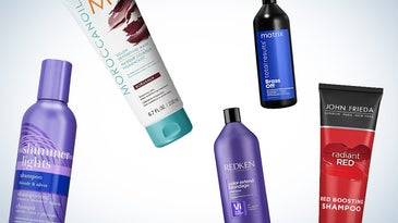 best color shampoos