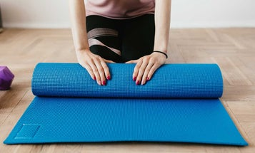 Yoga Mats for at Home Workouts or Studio Sessions