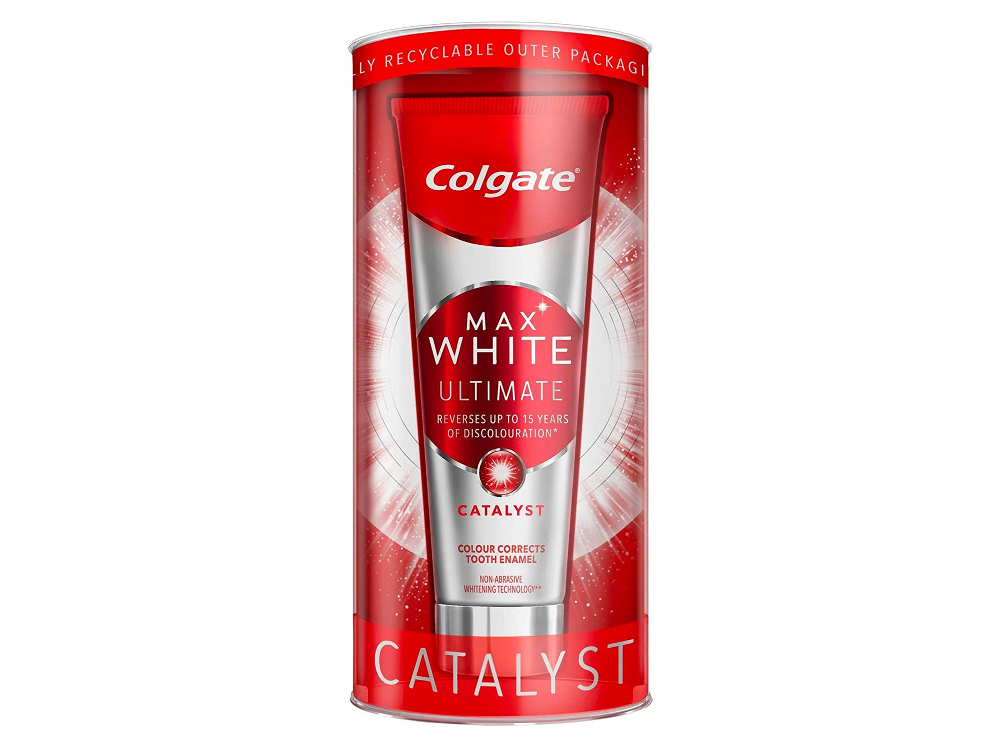 Colgate Max White Ultimate Catalyst Whitening Toothpaste
