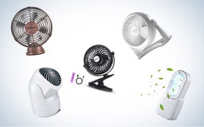 Keep Cool With the Best Desk Fans