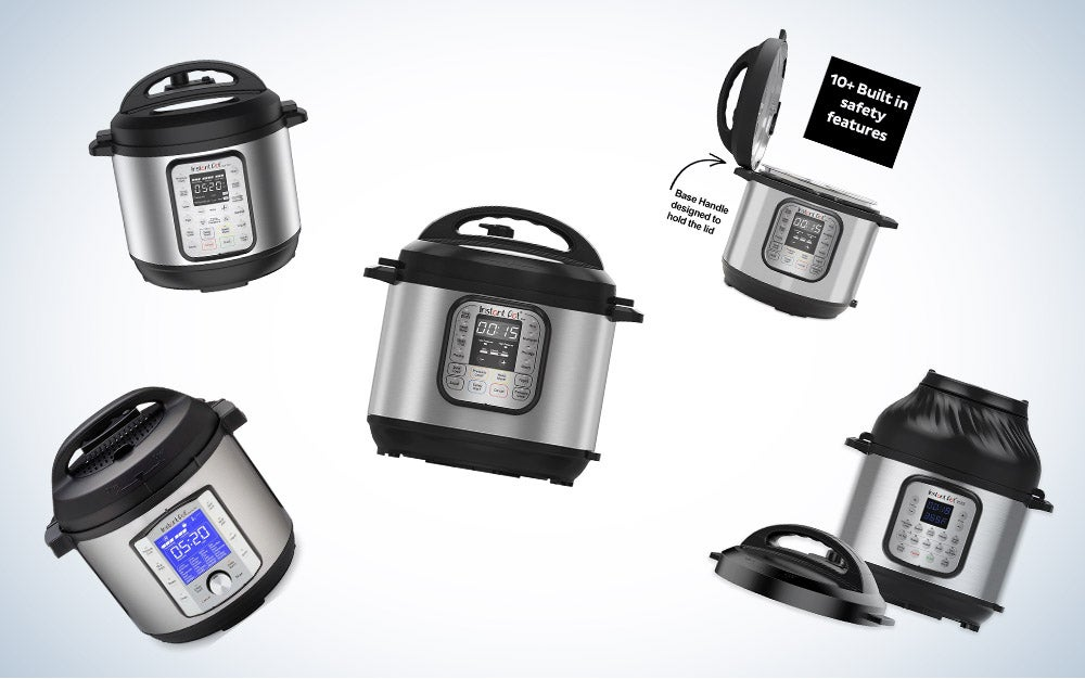 These are our picks for the best instant pots on Amazon.