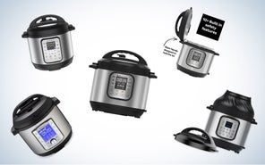 Best Instant Pots for Quick and Easy Meals