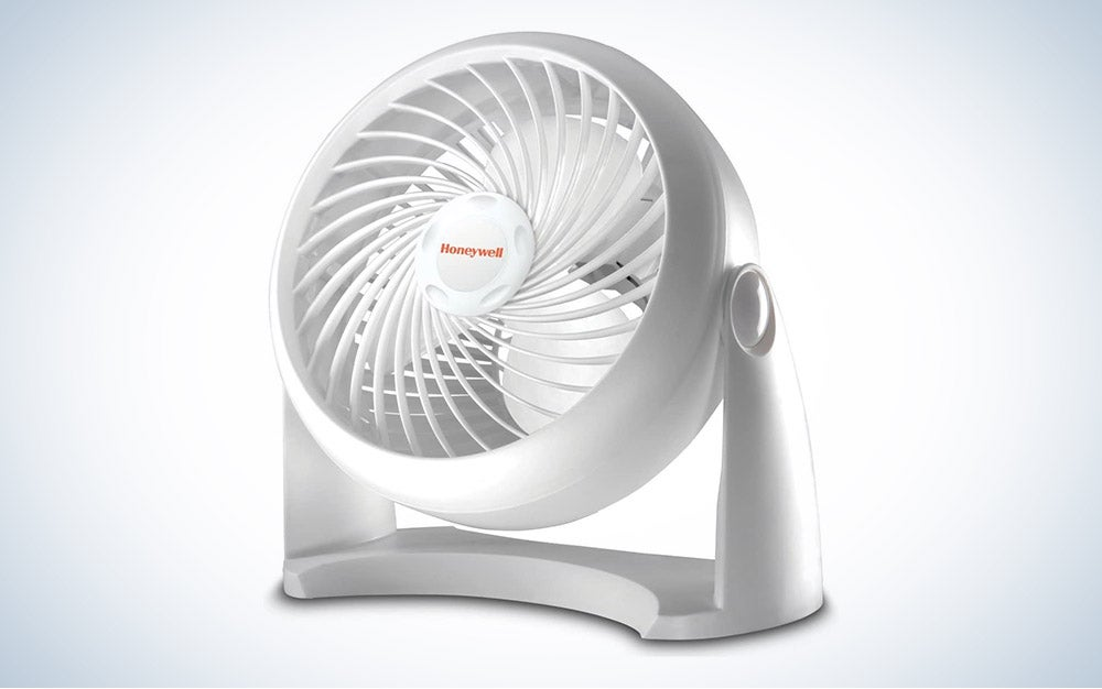 The Honeywell TurboForce Table Air Circulator Fan is the best value.