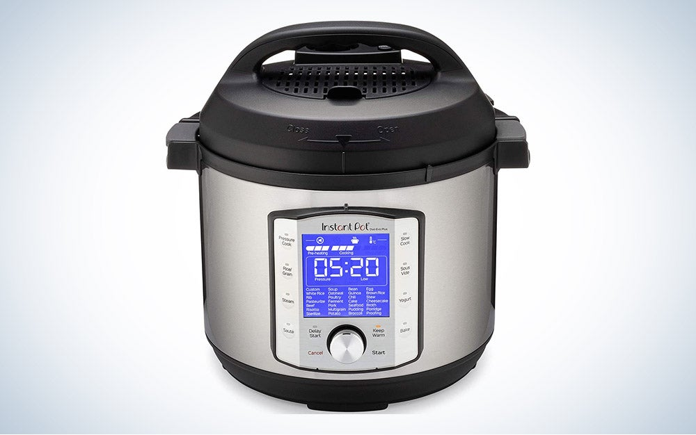 The instant Pot Duo Evo Plus is the most feature-rich Instant Pot.