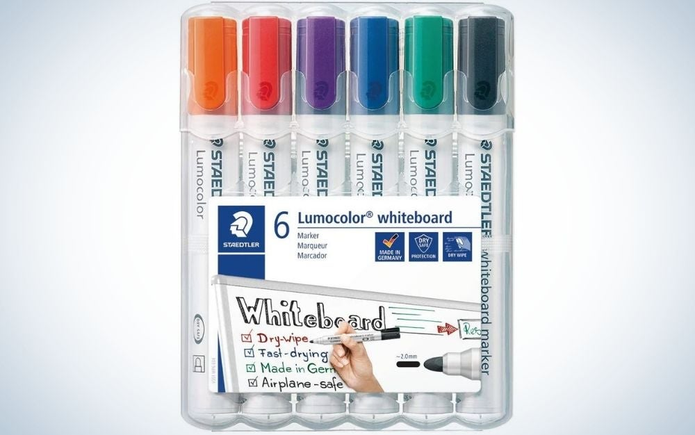 A translucent lattice packaging where we have some watercolors with caps of different colors.