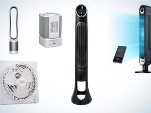 The Best House Fans to Keep You Cool
